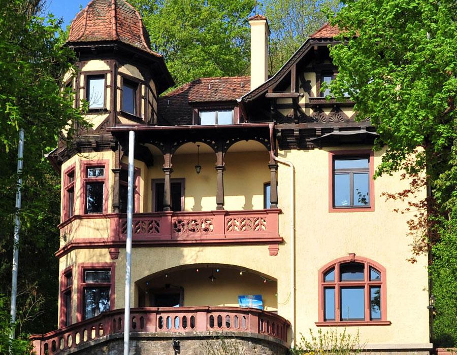 Corpshaus
