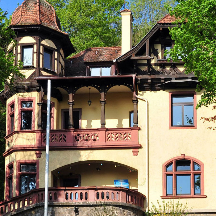 Unser Corpshaus